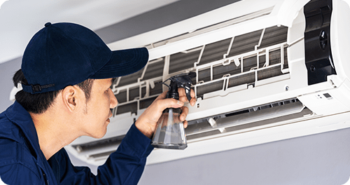 Aircon Basic Cleaning